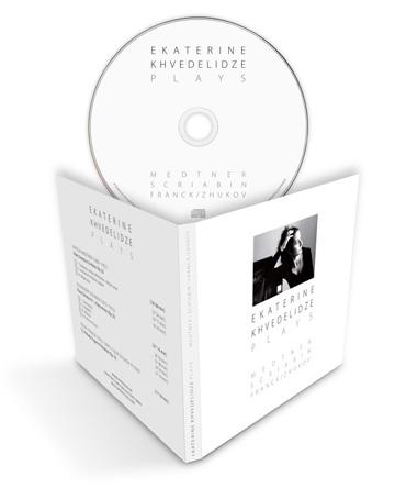 Ekaterine Khvedelidze - CD