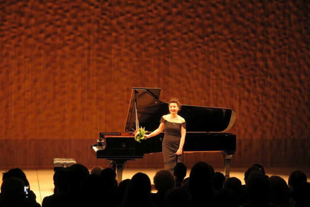 Ekaterine Khvedelidze - Elbphilharmonie Hamburg